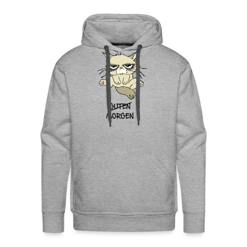 Vorschau: guten morgen - Männer Premium Hoodie