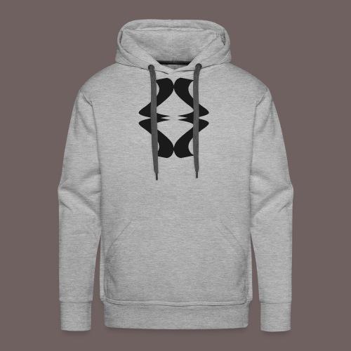 GBIGBO zjebeezjeboo - Rock - As de pique - Sweat-shirt à capuche Premium pour hommes