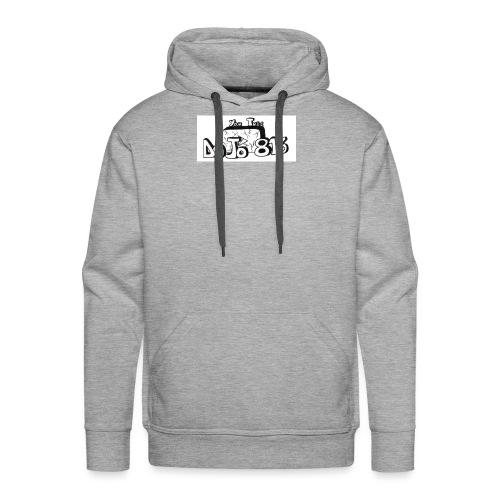 Dojo 816 - Felpa con cappuccio premium da uomo