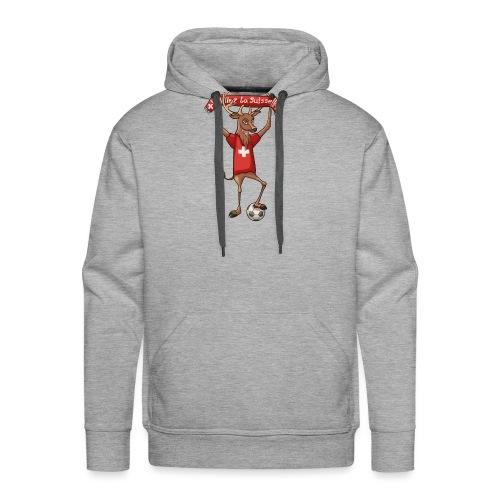 Allez la Suisse - Männer Premium Hoodie