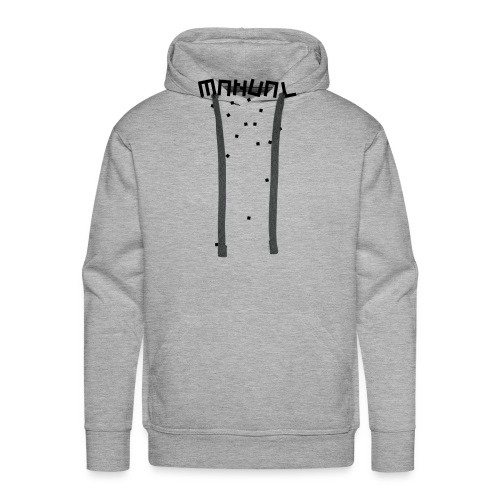 Manual Music blocks - Men's Premium Hoodie
