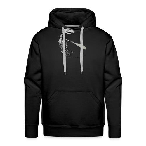 Skeleton Quentin - Men's Premium Hoodie