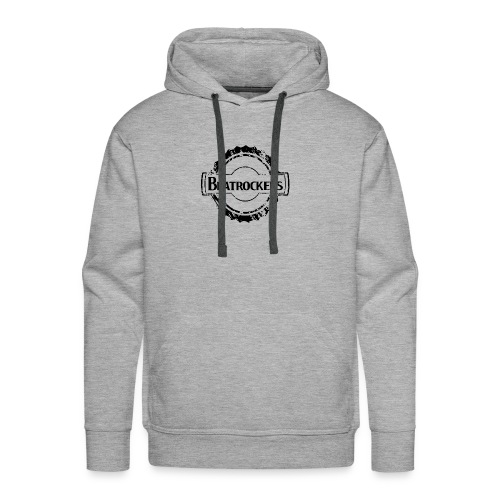 Beatrockers - The Band | Kick Logo - Männer Premium Hoodie