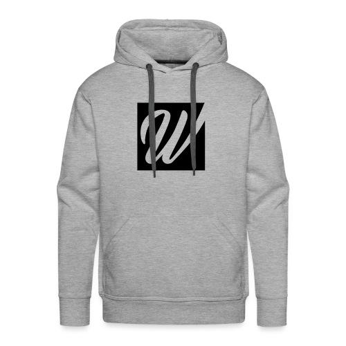 W only W!!!! - Männer Premium Hoodie