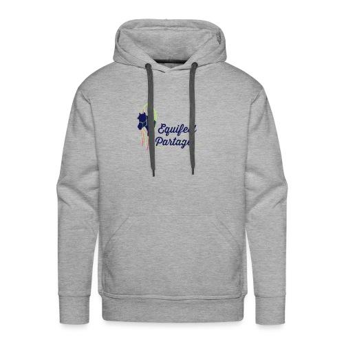 EP - Sweat-shirt à capuche Premium pour hommes