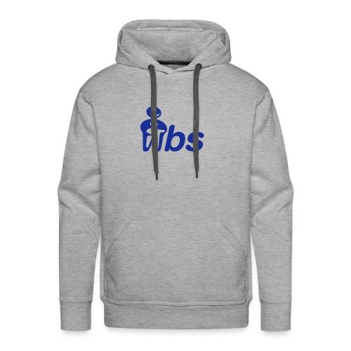 wbslogo2 - Männer Premium Hoodie