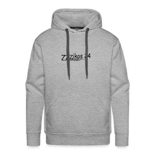 ZZZIKOS24 - Sweat-shirt à capuche Premium pour hommes