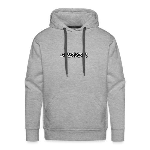 6R0V3R - Mannen Premium hoodie