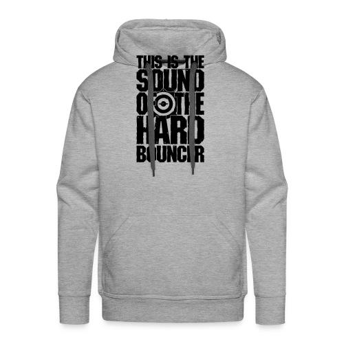 hardbouncer shirt - Mannen Premium hoodie