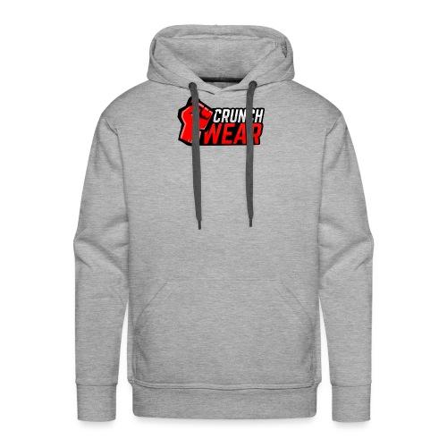 logo fitted - Men's Premium Hoodie