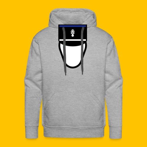 Gilet Sécurité - G.A. - Képi - Sweat-shirt à capuche Premium pour hommes
