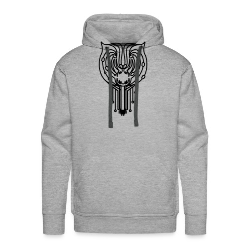 Tigertronic - Männer Premium Hoodie