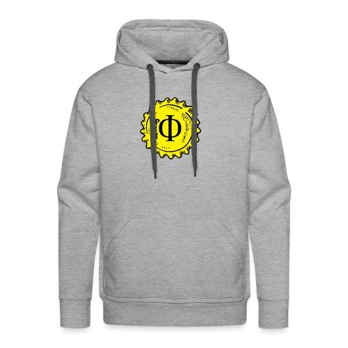 Phi-Sciences - Sweat-shirt à capuche Premium pour hommes