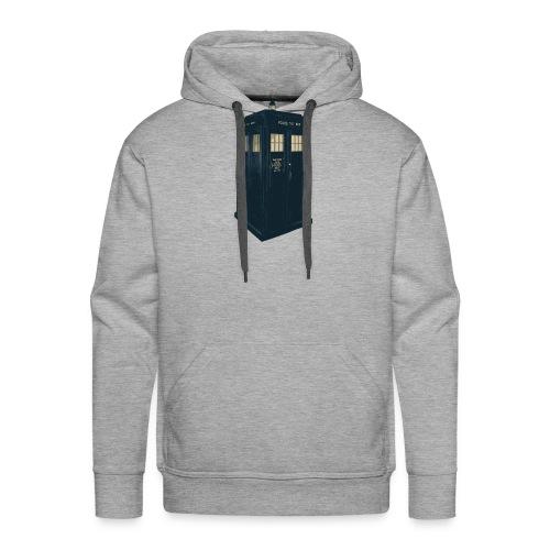 Tardis Doctor Who - Men's Premium Hoodie