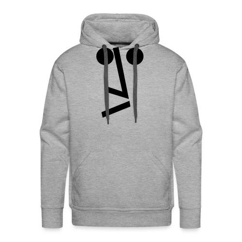 npc - Sweat-shirt à capuche Premium pour hommes