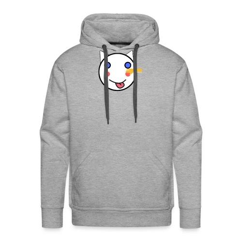 Alf Cat With Friend | Alf Da Cat - Men's Premium Hoodie