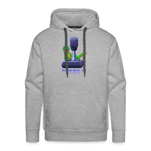 RetroLurch 20 - Männer Premium Hoodie