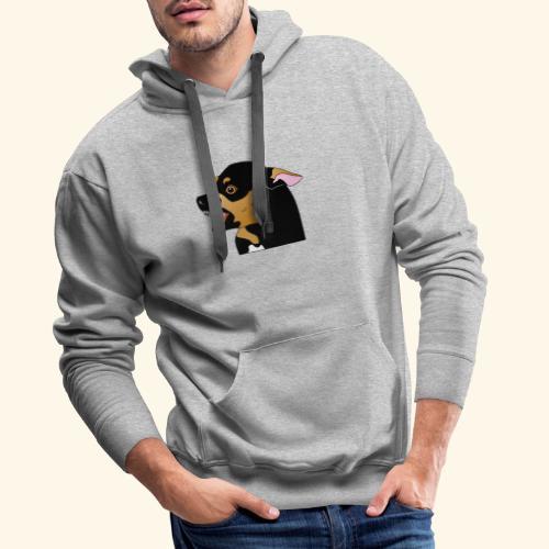 Chihuahua - Männer Premium Hoodie