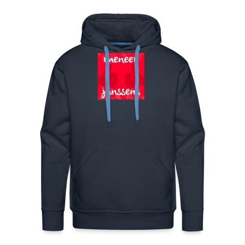 Sweater Meneer Janssens - Mannen Premium hoodie