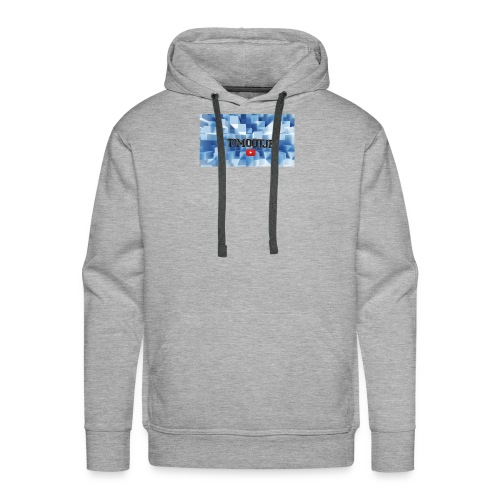 Timootje! - Mannen Premium hoodie