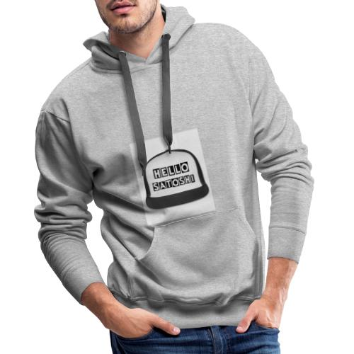 photo 2019 09 19 21 57 55 - Sweat-shirt à capuche Premium pour hommes