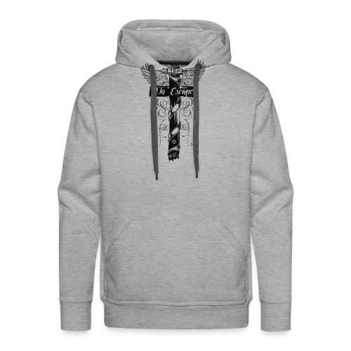 No escape L.A. version - Sweat-shirt à capuche Premium pour hommes