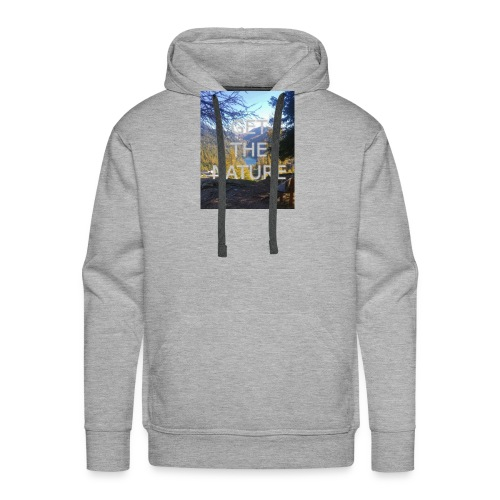 Get the Nature - Männer Premium Hoodie