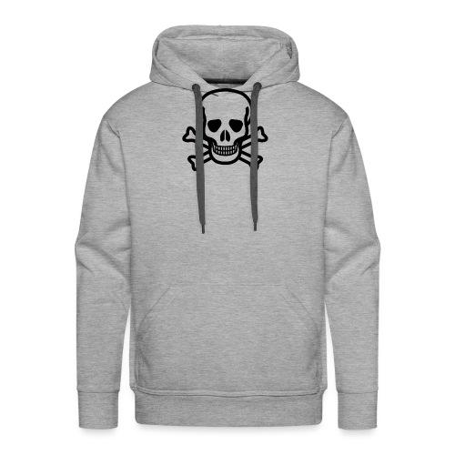 Skull and Bones - Männer Premium Hoodie