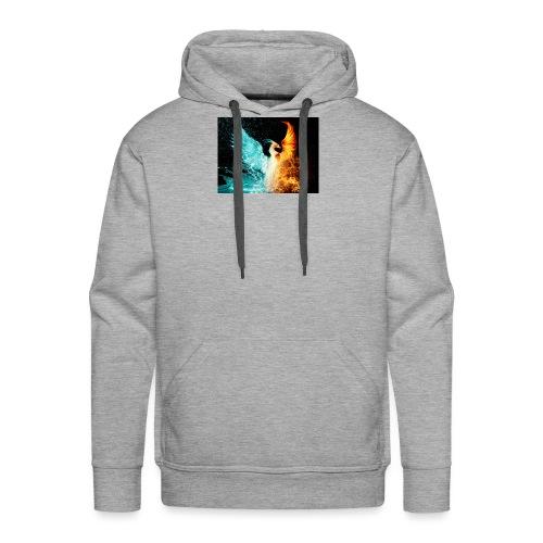 Elemental phoenix - Men's Premium Hoodie