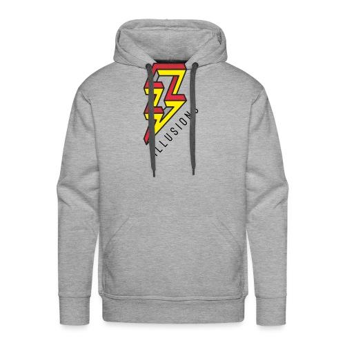 ♂ Lightning - Männer Premium Hoodie