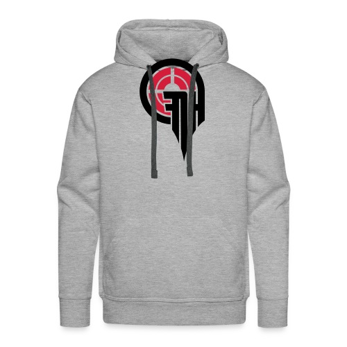 fdh logo03 - Männer Premium Hoodie