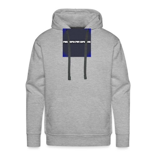 backgrounder 6 - Men's Premium Hoodie