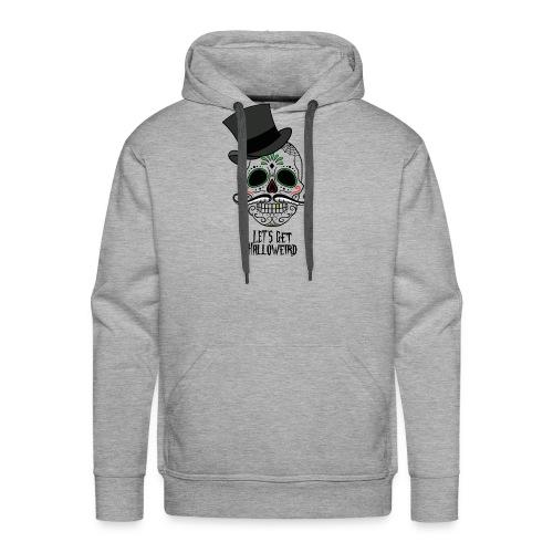 Let's get Halloweird - Männer Premium Hoodie