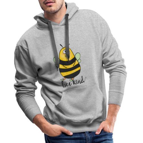 Bee kid - Men's Premium Hoodie