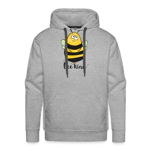 Bee Kind - Männer Premium Hoodie