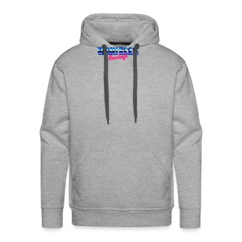 danielle - Mannen Premium hoodie