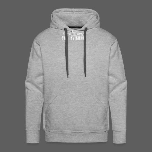 THE NEIGHBOR - Mannen Premium hoodie