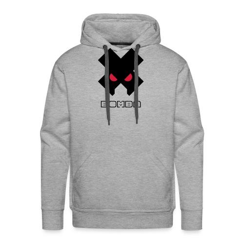 BOMBA - Sweat-shirt à capuche Premium pour hommes