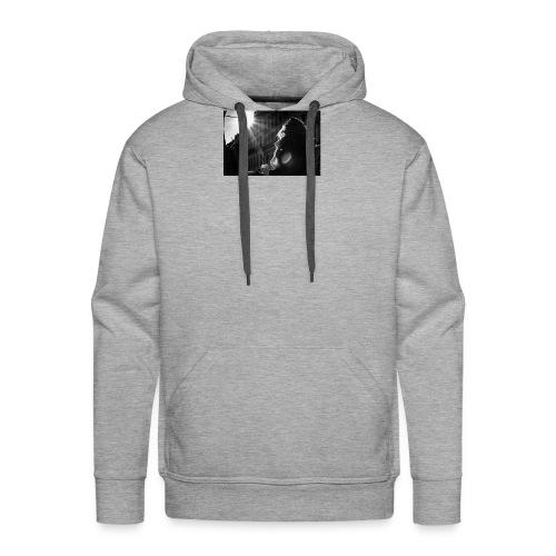 DSC05139 - Sweat-shirt à capuche Premium pour hommes