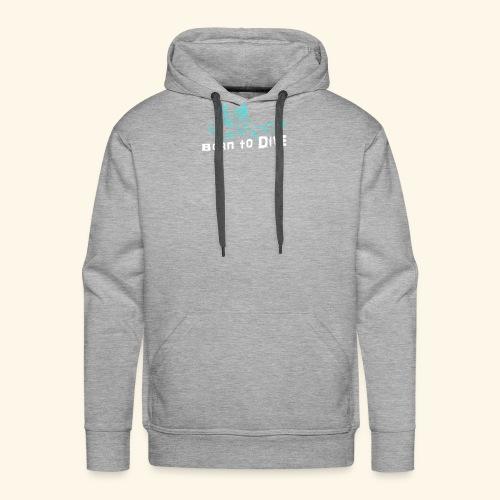 ScubaBornToDive001 - Mannen Premium hoodie