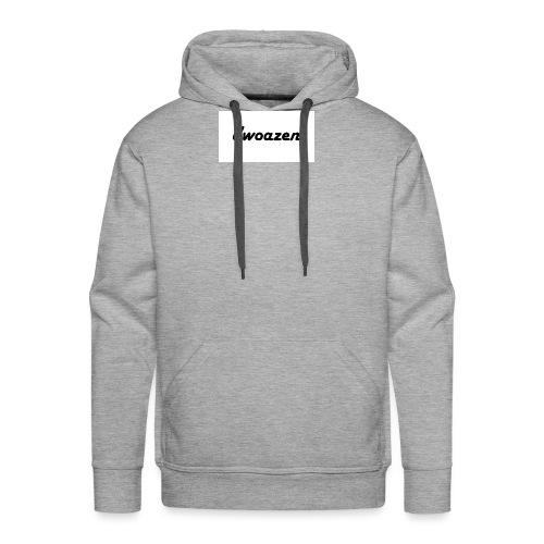 dwoazen - Mannen Premium hoodie