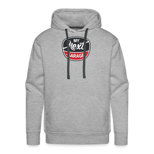 MyNextGarage - Emblem - Männer Premium Hoodie