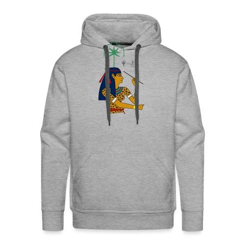 Seschat – altägyptische Göttin - Männer Premium Hoodie