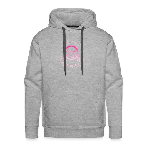 T-Shirt zum Valentinstag Motive - Männer Premium Hoodie