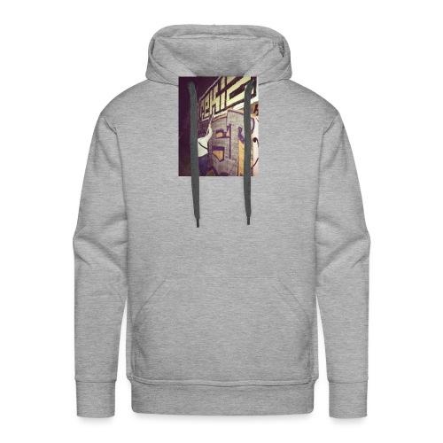 Action - Sweat-shirt à capuche Premium pour hommes