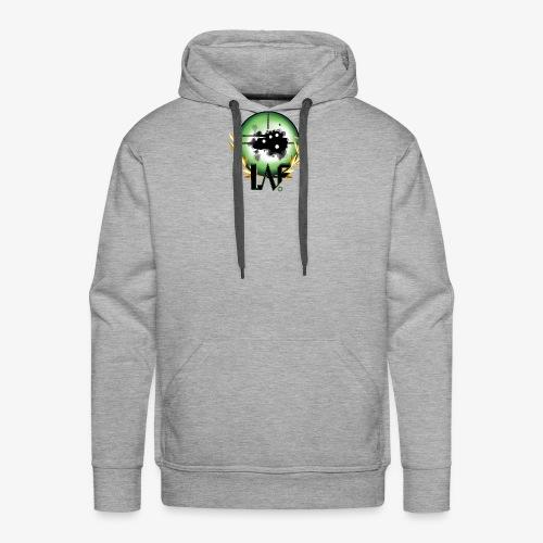 Load Aim Fire Merchandise - Mannen Premium hoodie