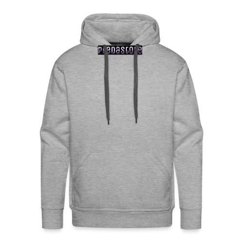 PredaStore Original Logo Design - Men's Premium Hoodie