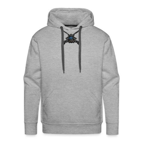 Bad Ass Gun - Sweat-shirt à capuche Premium pour hommes