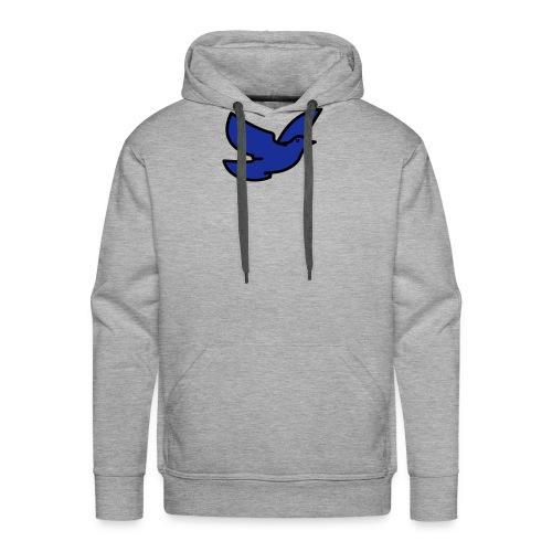 blue bird - Men's Premium Hoodie