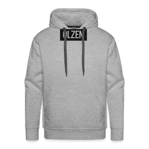 OlZen - Premium hettegenser for menn